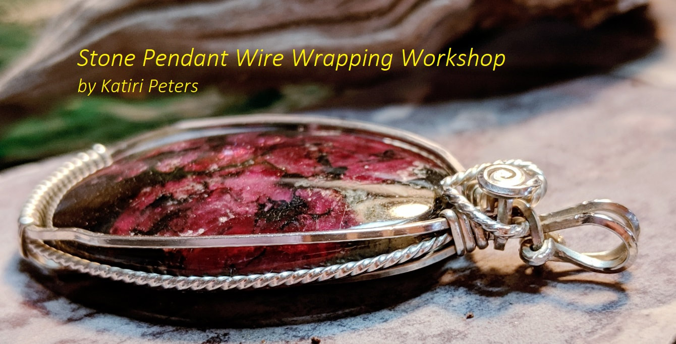 Conroe, Texas Wire Wrapping class